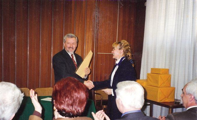 Donacija aparata Općoj bolnici Varaždin 2000