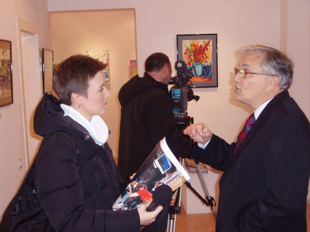 prim.dr.sc. Miroslav Pospiš daje intervju