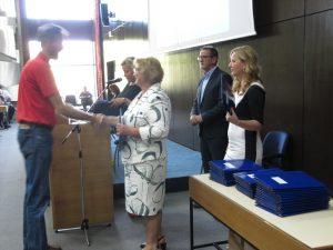 Ministrica MDOMSP uručila ugovore za trogodišnji program
