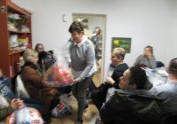 Predsjednica Ljubica Bahun dijeli poklone