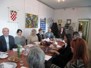 Sjednica Stručnog savjeta Pravobraniteljice za osobe s invaliditetom