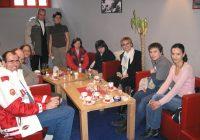 Kava sa voditeljicom dramskog studija