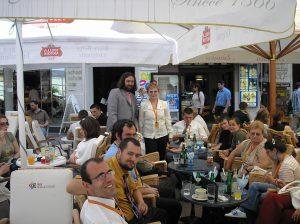 gradonačelnik Ivan Čehok sa dramskom skupinom