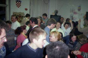 Ples u klubu Vjeverica