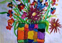 Cvijeće u vazi – Sanja