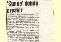 1996 osnovan Klub Podružnice Ludbreg
