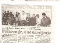 2002.22.10. Druženje učenika i članova Kluba