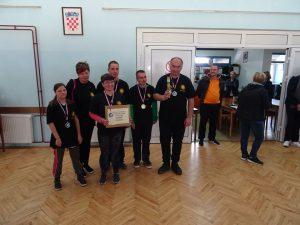 Učesnici primili medalje i priznanje