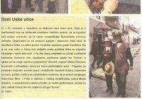 2005.21.10. Izložba na Danima Uske ulice u Varaždinu