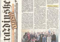 2005.30.03. Alen i Ozren posjetili klub Sunce