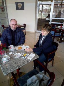 Stanar u inkluziji Slavek Bešenić i osnivačica Sunčana Kovačić