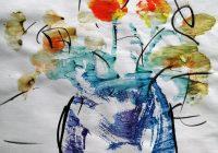 Vaza i cvijeće