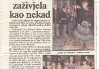 2007.21.10. Izložba likovnog ateliera Sunce na Danu Uske ulice