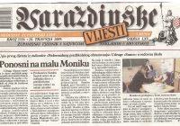2009.28.04. Sunce pripremilo Moniku za upis u redovnu osnovnu školu